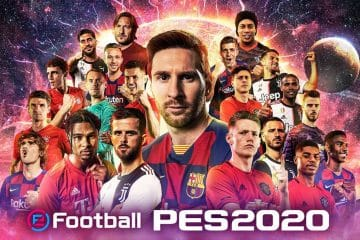 Test PES 2020 meilleur FIFA 20