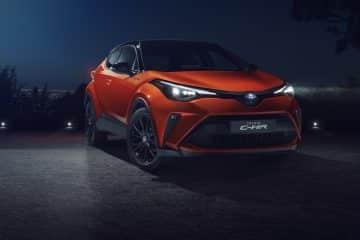 Le nouveau Toyota C-HR 180 ch