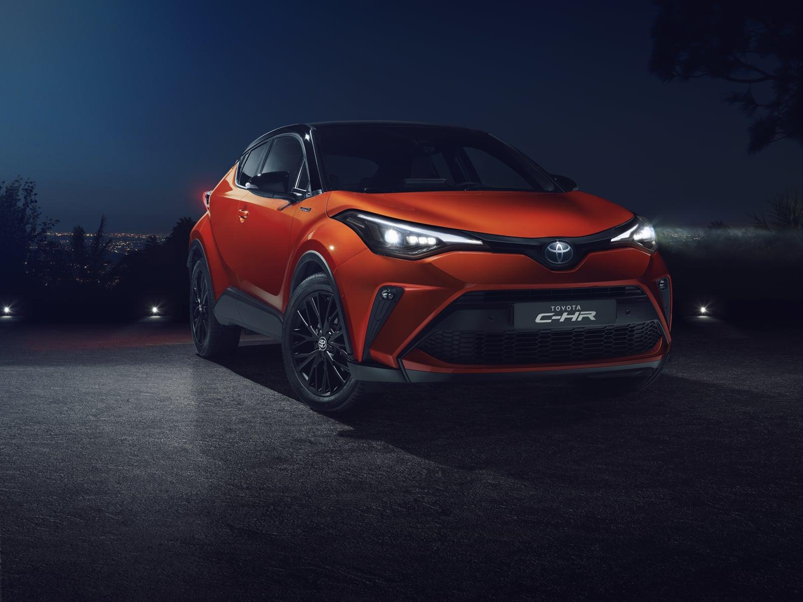 Le nouveau Toyota C-HR 184 ch