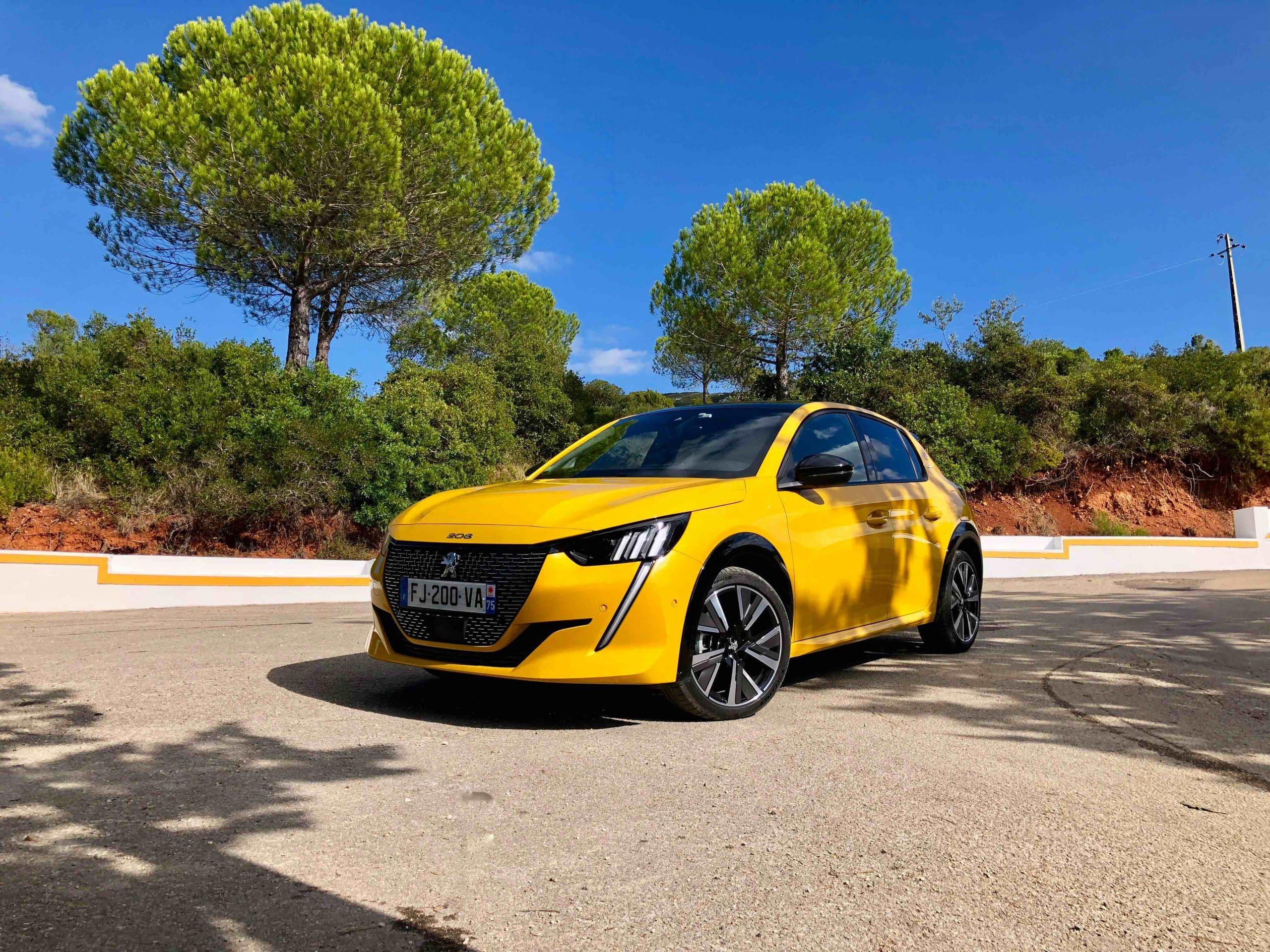 Essai complet de la nouvelle Peugeot 208