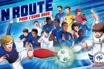EURO 2020 FFF Olive et Tom