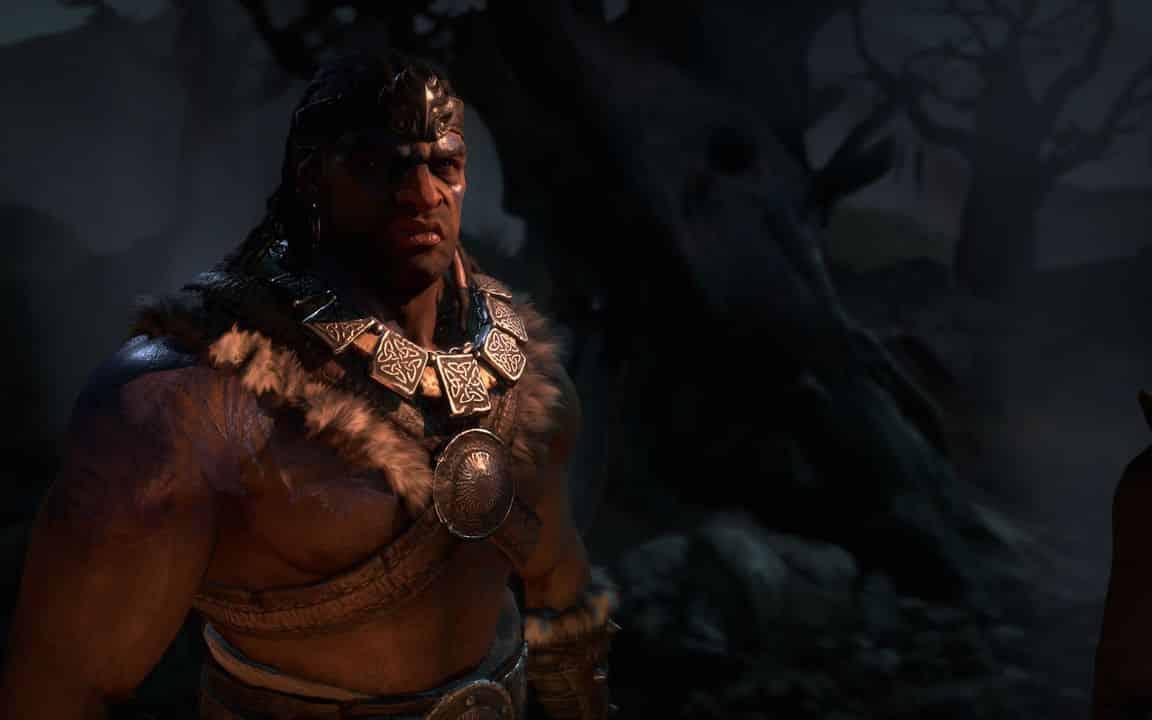 Barbare Diablo IV