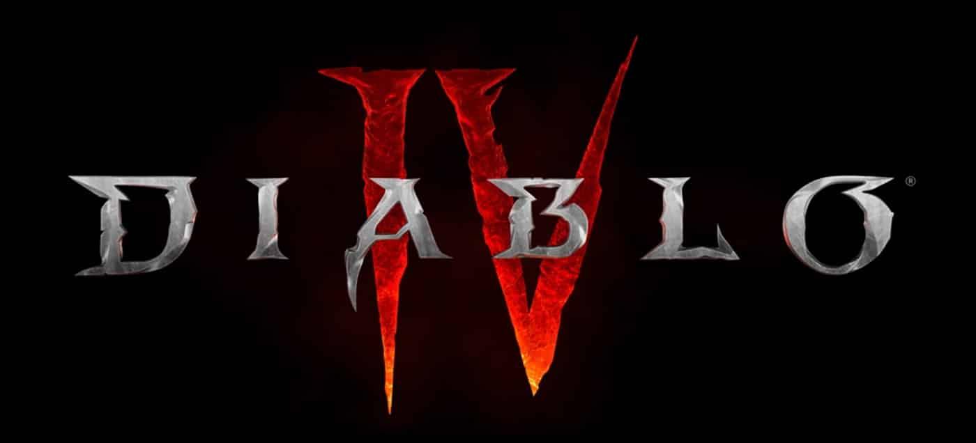 Logo Diablo 4 IV