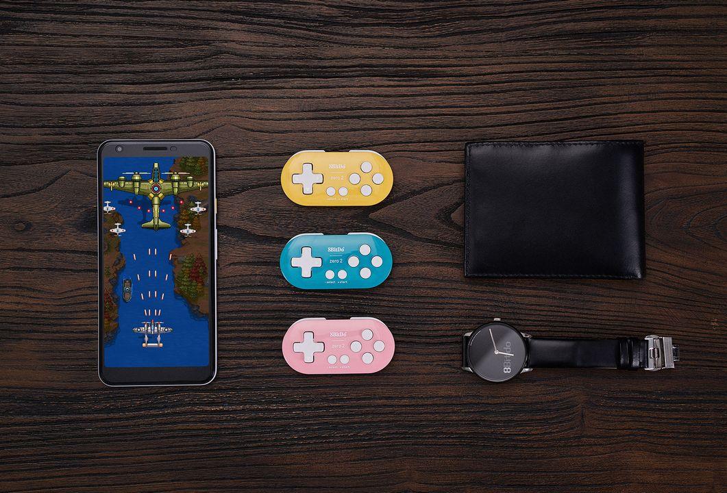 Nouvelle manette 8BitDo Zero 2 Nintendo Switch