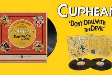 La BO de Cuphead au format vinyle chez Just for Games