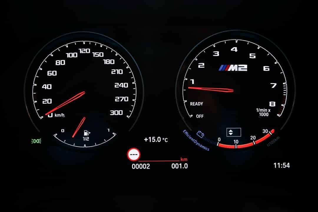 Nouvelle BMW M2 CS