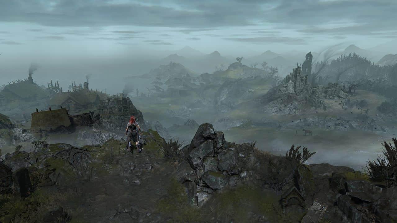 Gameplay Diablo 4