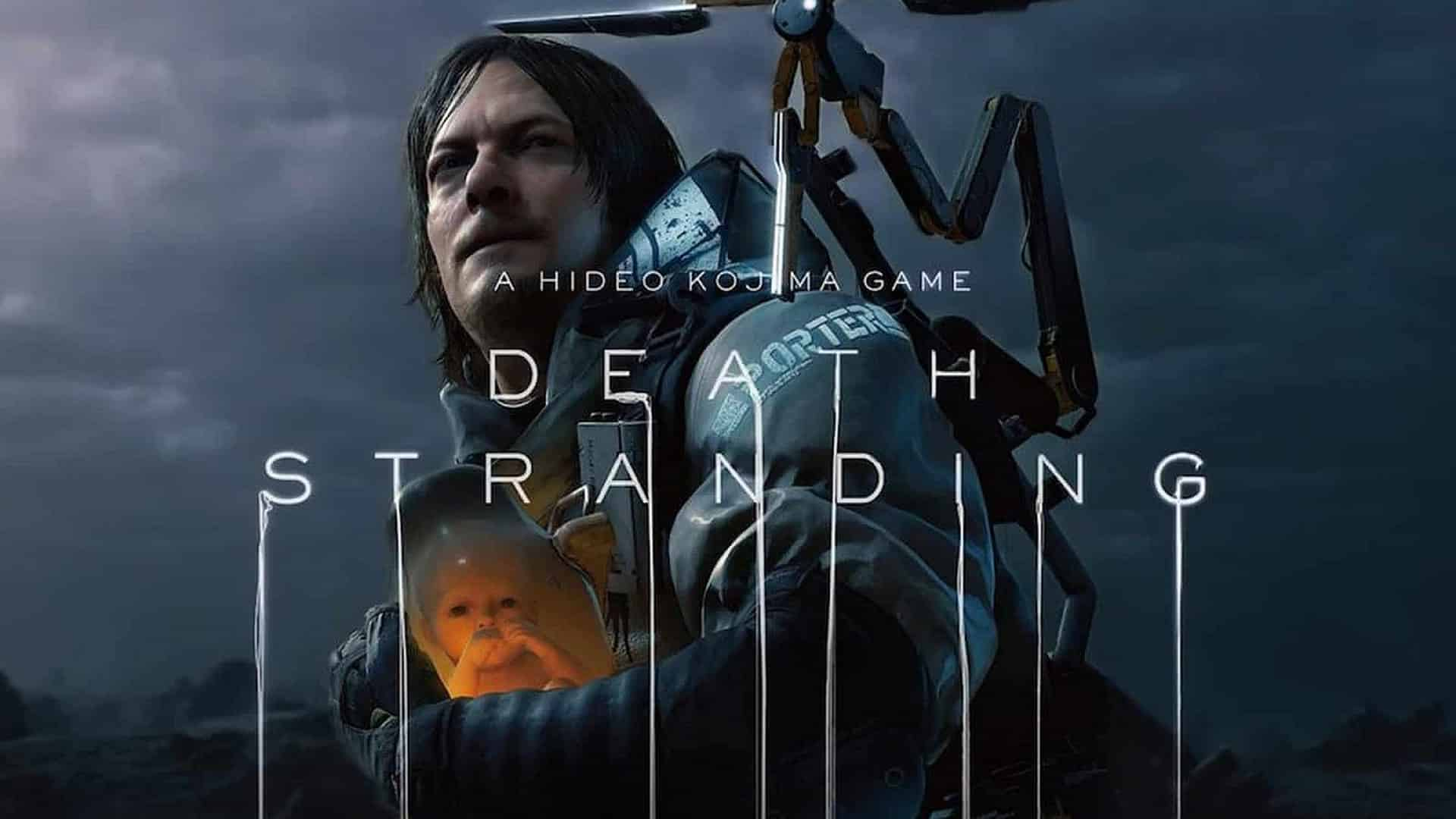 Test Death Stranding PS4