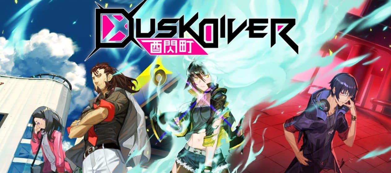 Test Dusk Diver sur PS4 et Nintendo Switch