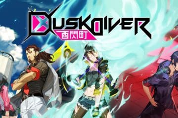 Test Dusk Diver sur PS4 et Nintendo Switch