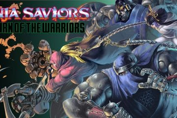 Test The Ninja Saviors: Return of the Warriors Nintendo Switch PS4