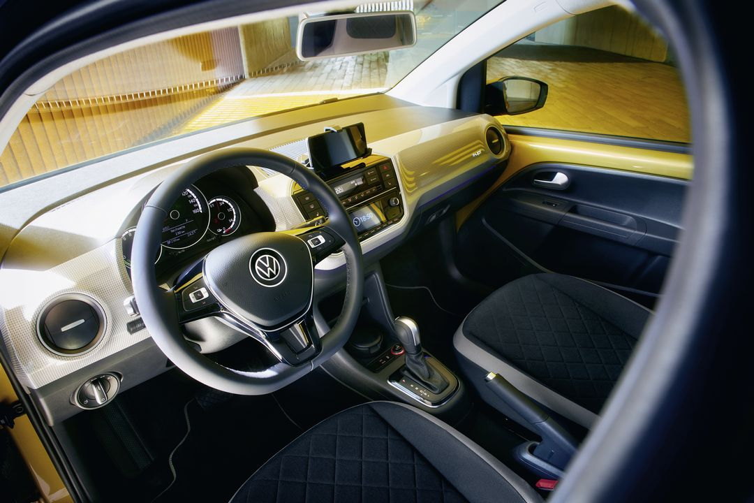 Le prix de la nouvelle Volkswagen e-up en France