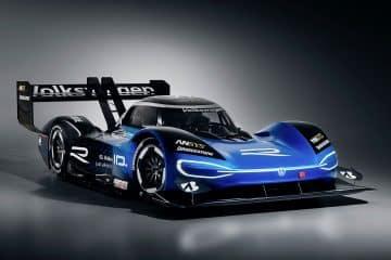 Volkswagen IDR sport automobile électrique