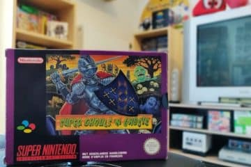 Test rétrogaming Ghouls Ghosts Super Nintendo