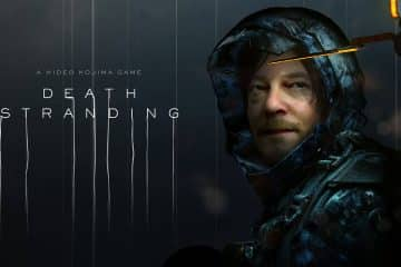Test Death Stranding GOTY