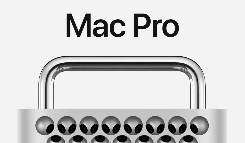 Prix nouveau Mac Pro Apple