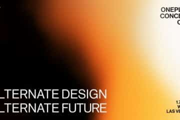Nouveau smartphone OnePlus Concept One 2020