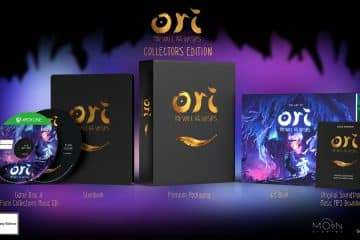 Précommander édition collector Ori Will of the Wisps
