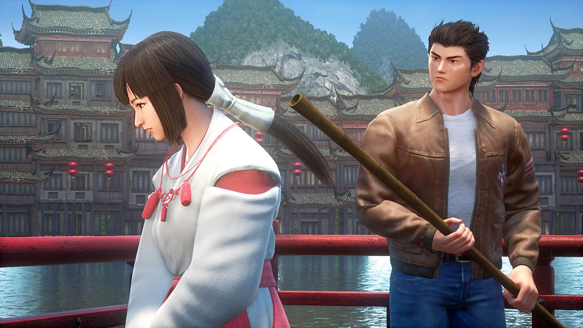 Test Shenmue 3