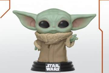 Figurine Funko Pop Baby Yoda Star Wars
