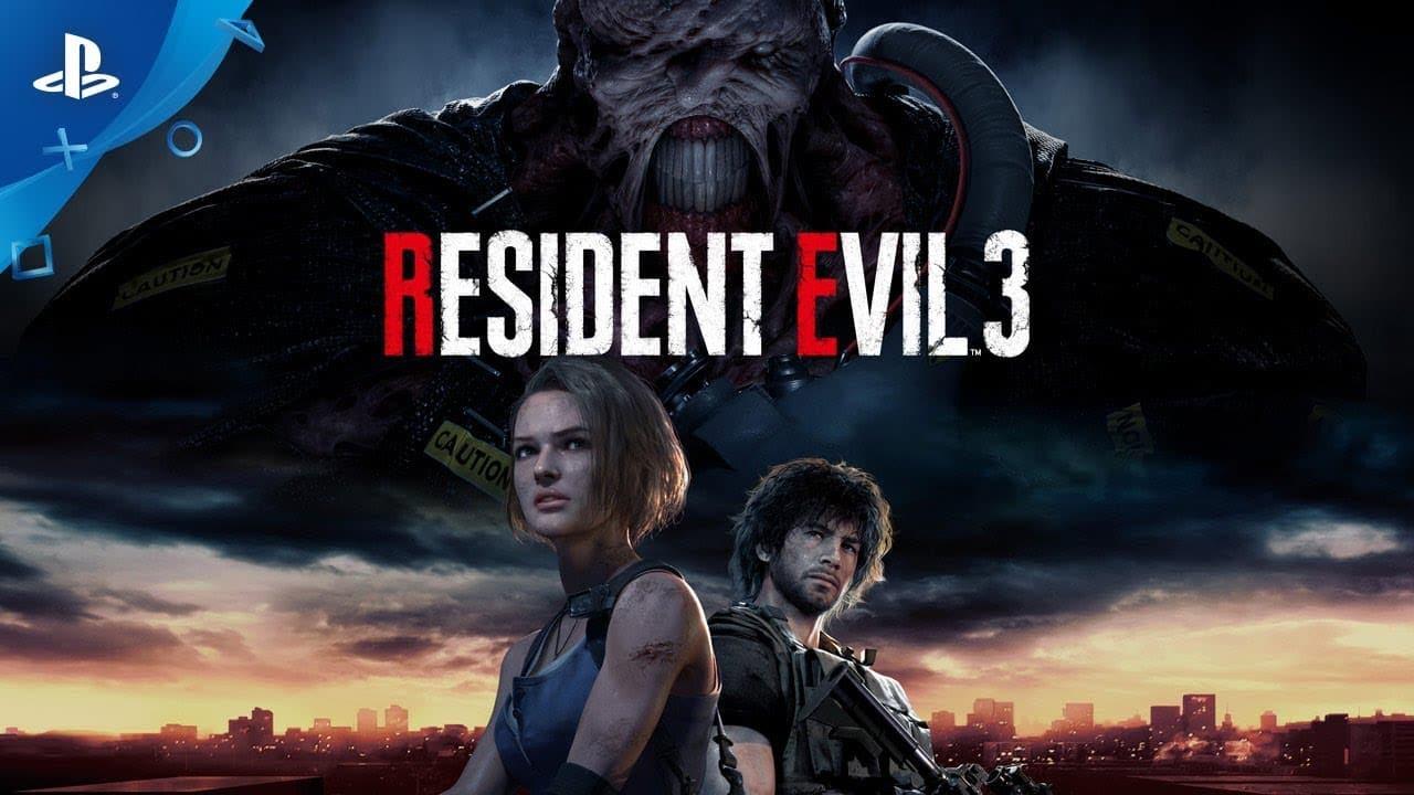 Test Resident Evil 3 2020