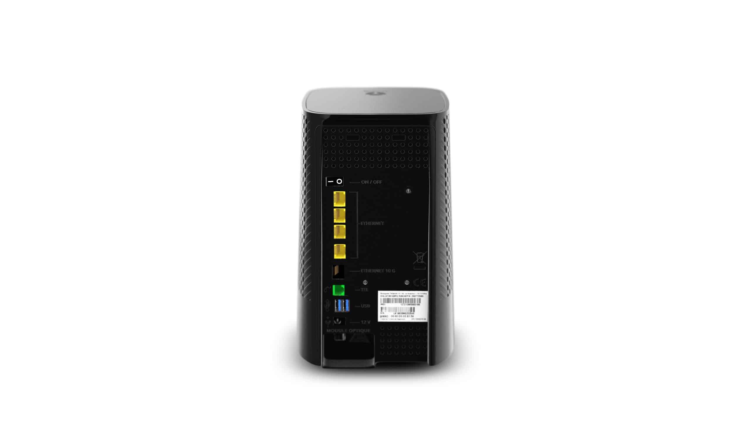 Prix nouvelle BBox Fibre Wi-Fi 6 chez Bouygues Telecom
