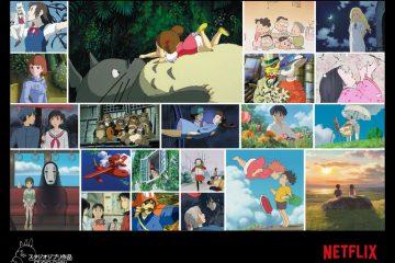 Les 21 films Ghibli enfin sur Netflix
