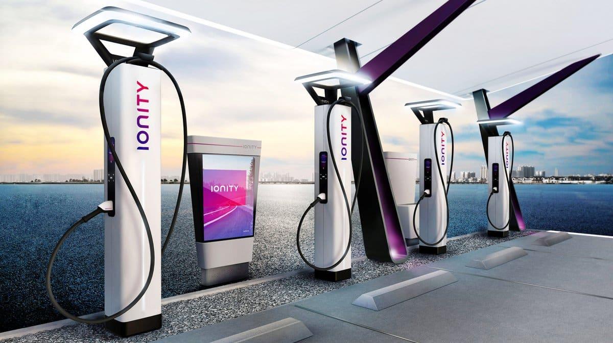 Les nouveaux prix de Ionity en 2020