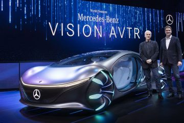 Mercedes Benz Concept Car Avatar