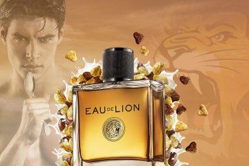 Eau de Lion Parfum pour Hommes