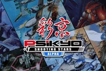 Test Psikyo Shoot Stars Alpha