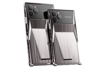 Caviar iPhone 11 Pro Cybertruck Tesla