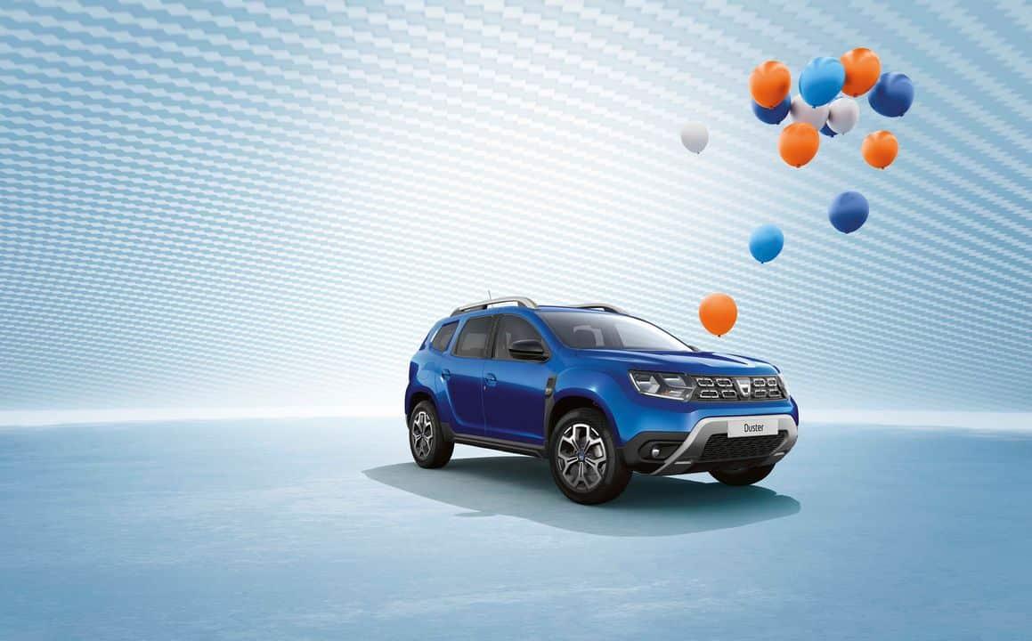 Dacia 15 Ans