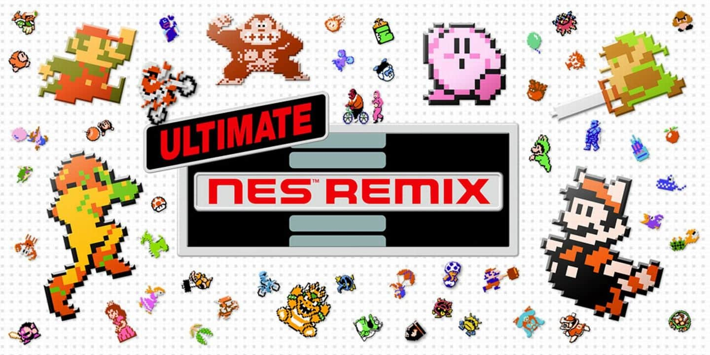 NES Remix Nintendo Switch