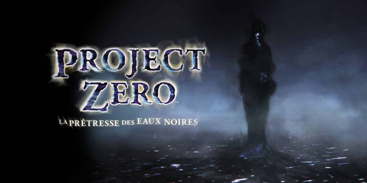 Project Zero Nintendo Switch