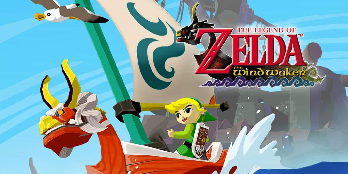 Wind Waker HD Nintendo Switch