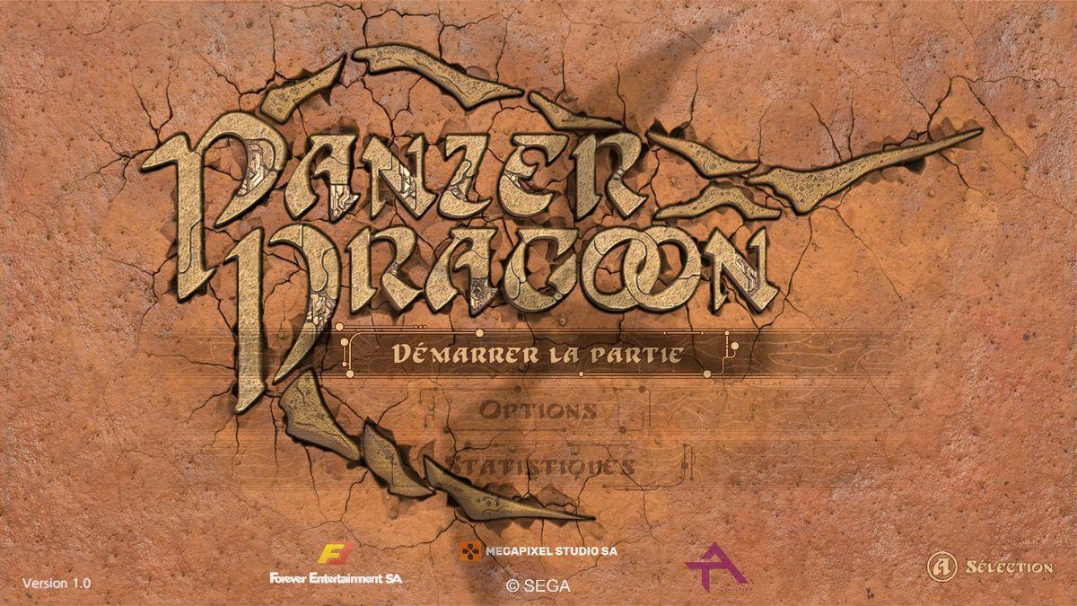 Test Panzer Dragoon Remake Nintendo Switch