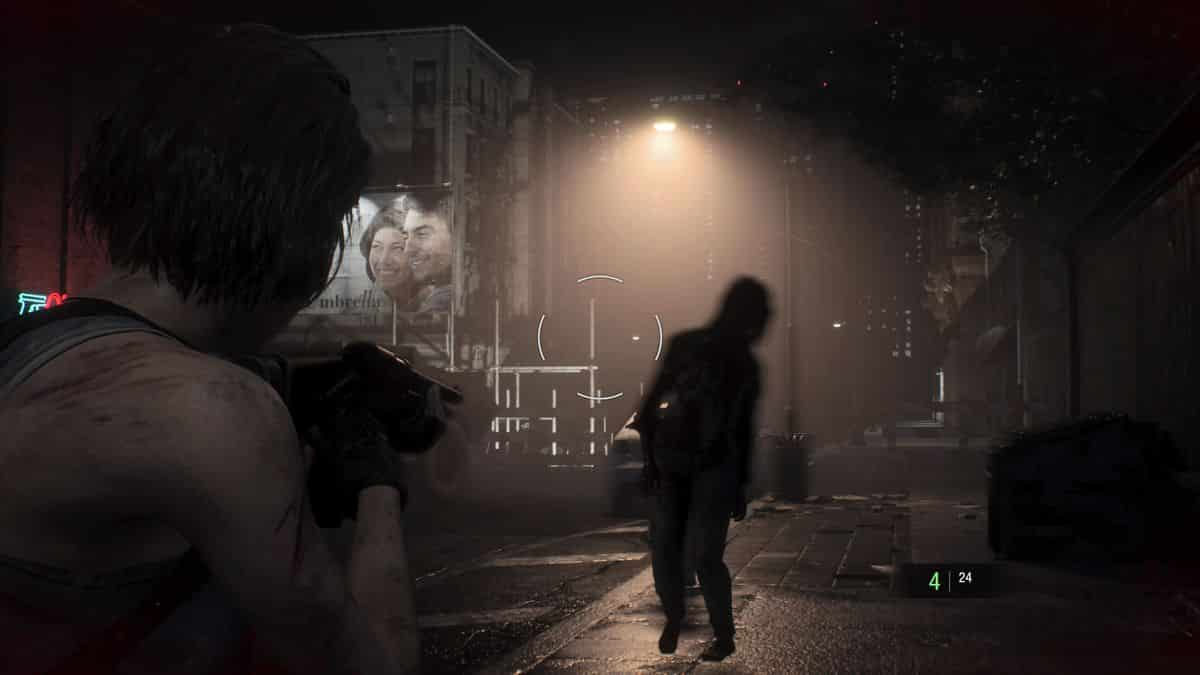 Test Resident Evil 3 Remake