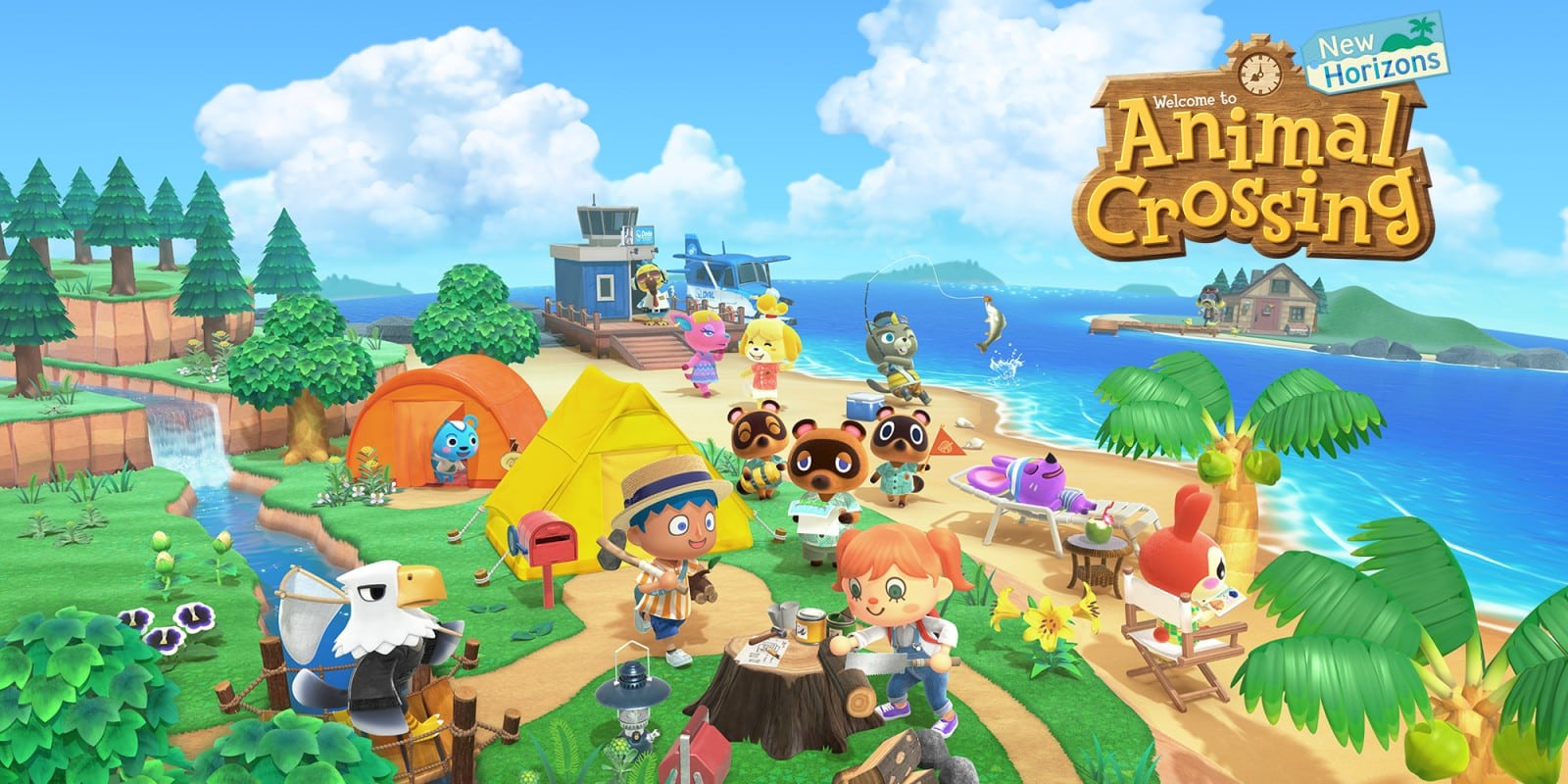 Test Animal Crossing New Horizons sur Nintendo Switch