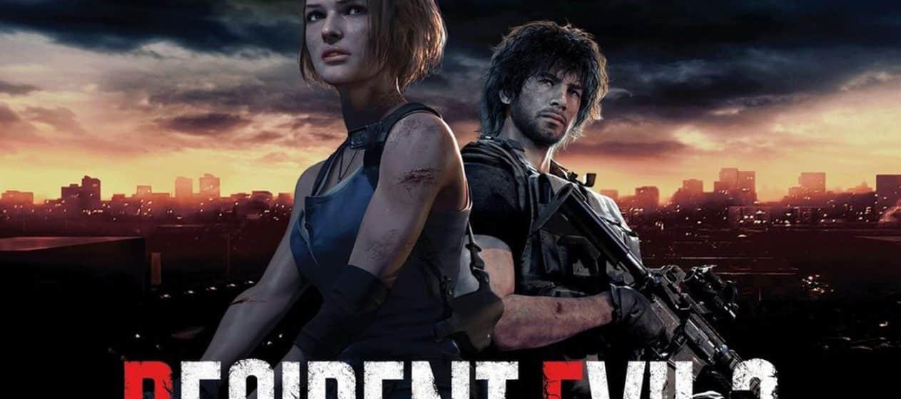 Test Resident Evil 3 Remake