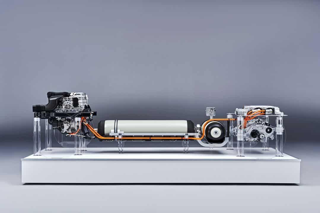 BMW X5 Hydrogene 2022