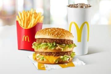 Big Mac Menu