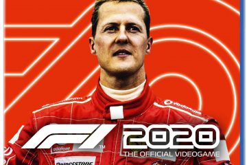F1 2020 Schumacher Edition PS4