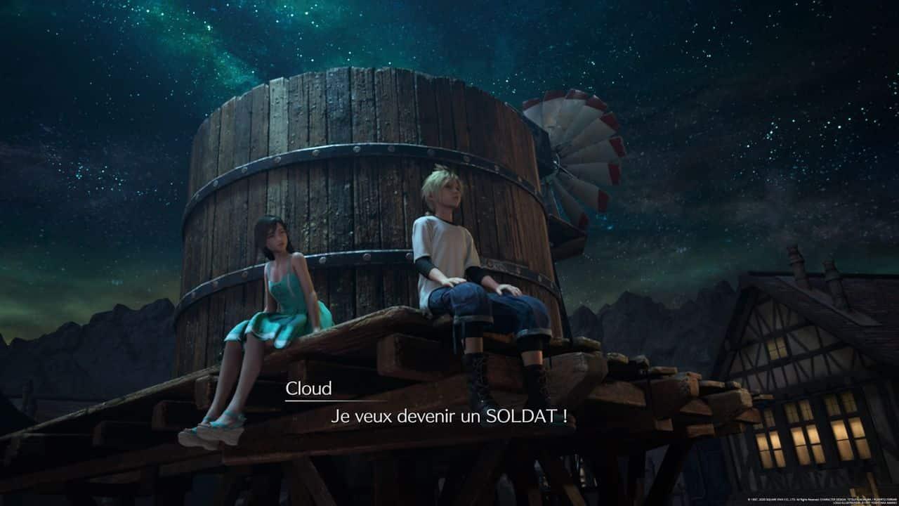 Test Final Fantasy 7 Remake