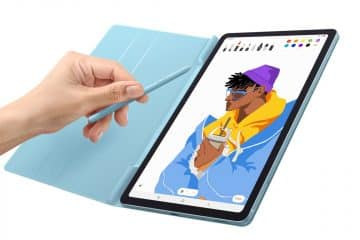 Nouvelle Tablette Samsung Galaxy Tab S6 Lite