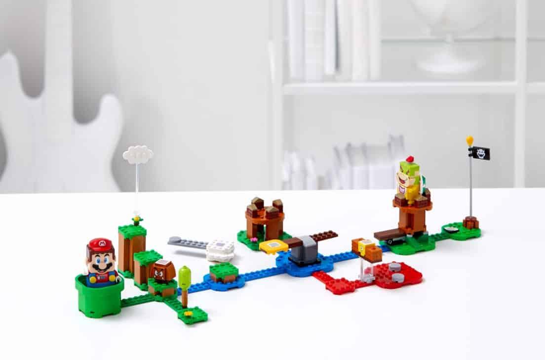 LEGO Super Mario Prix