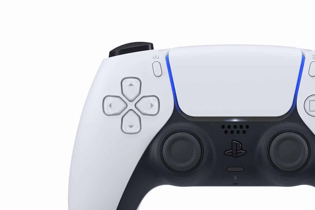 La nouvelle manette de la console PS5, la DualSense