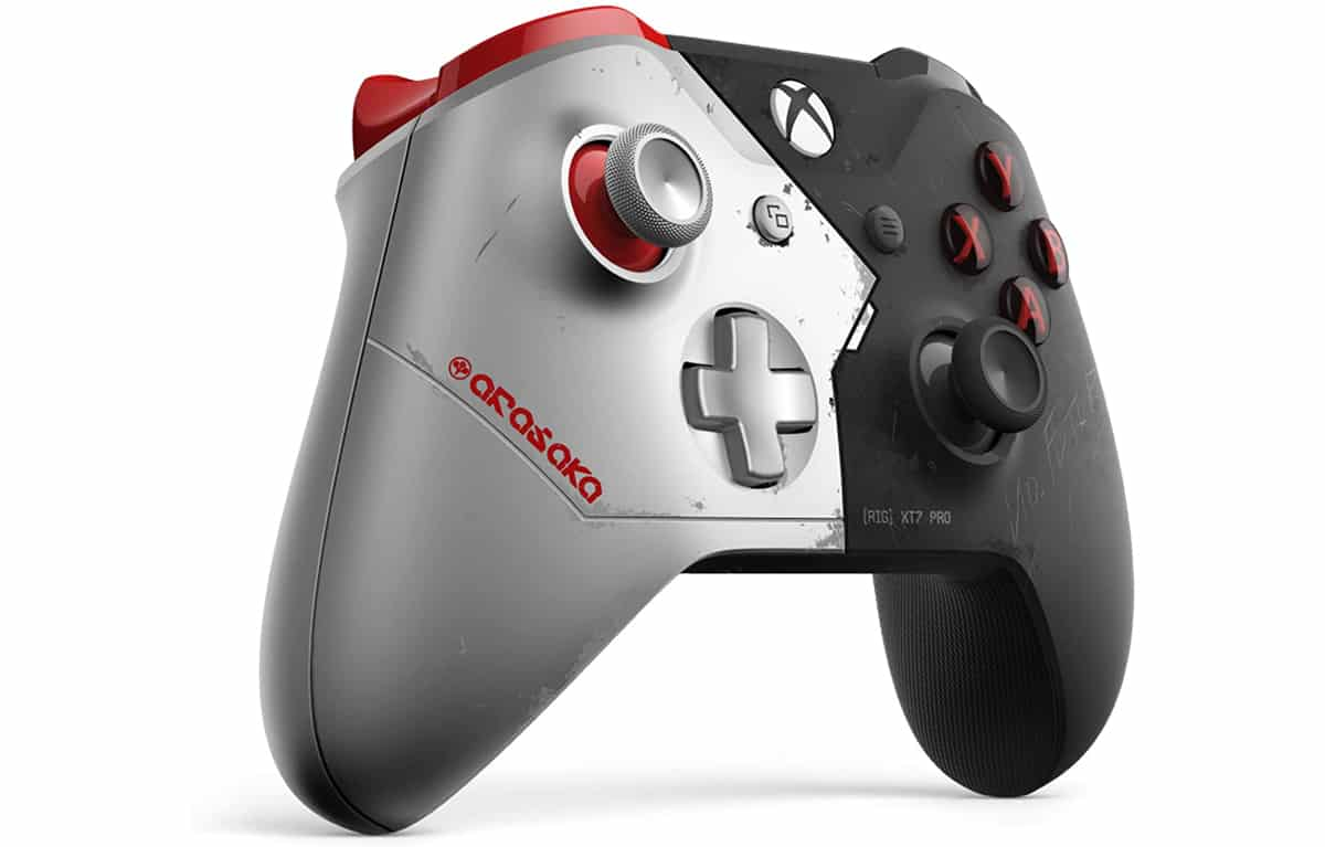 Acheter manette édition collector Xbox One Cyberpunk 2077