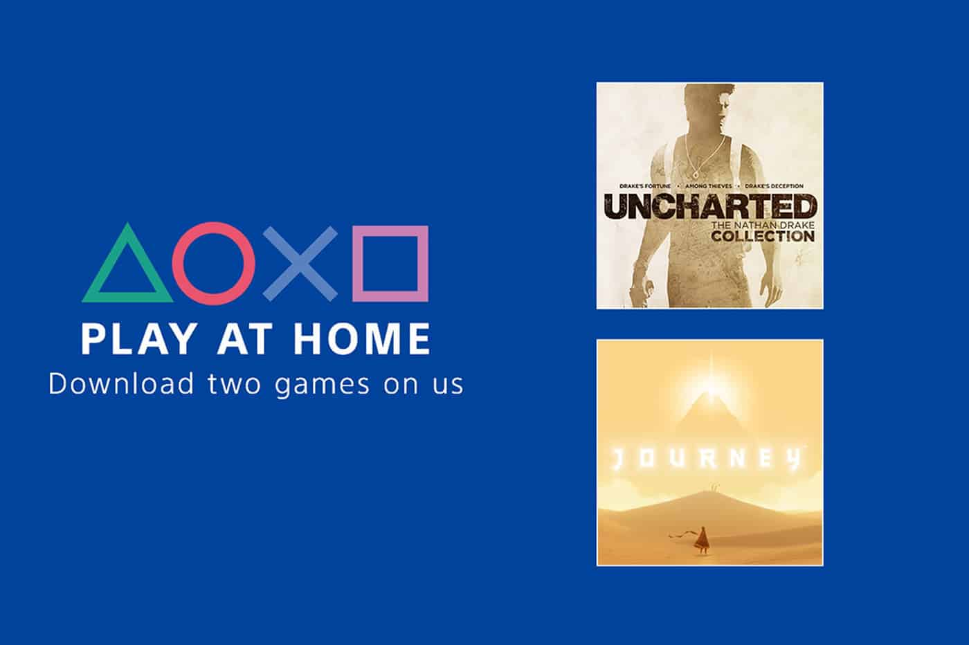 Play At Home Jeux Gratuits PS4
