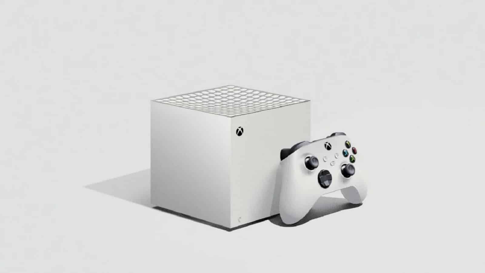 Prix Xbox Series S blanche